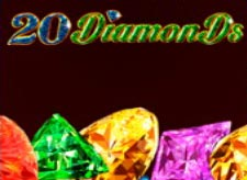 20 Diamonds  Slot online