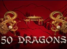 50 Dragons Slot online