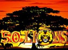 50 Lions Slot Games