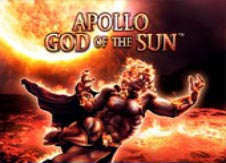 Apollo God of the Sun Slot Games
