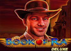 Book of Ra Deluxe Slot online