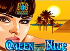 Queen Of the Nile Slot online