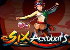 Six Acrobats Slot Online Games