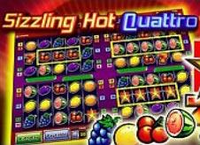 Sizzling Hot Quattro Slot online