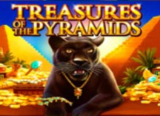 Treasures Of The Pyramids Slot Online