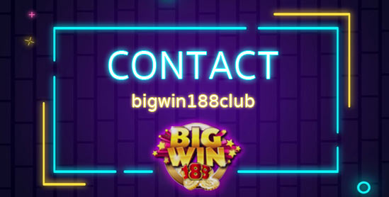Contact US Bigwinslot Bigwin188
