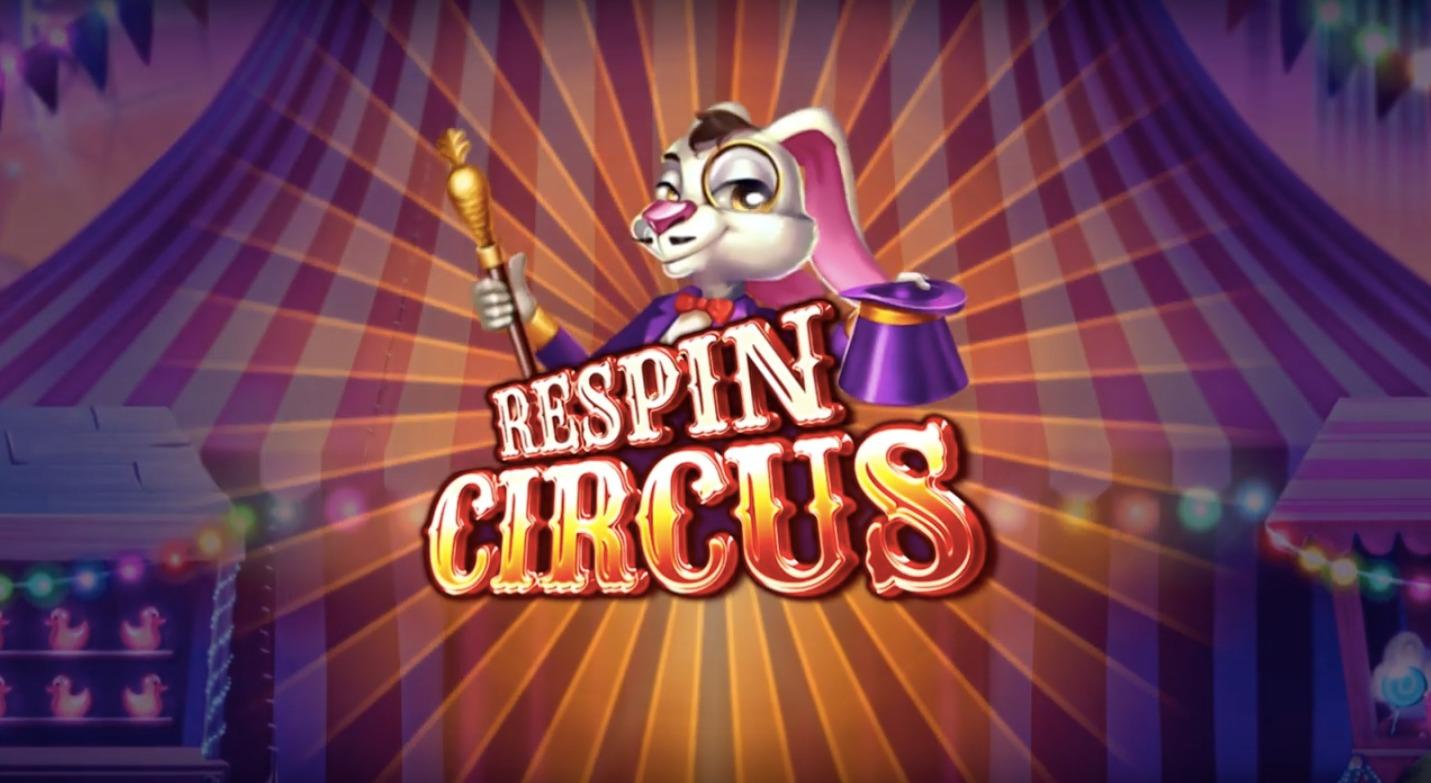 Respin Circus Slot Review by Elk Studios